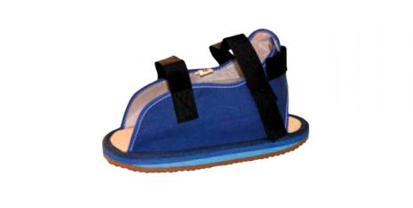 حذاء الجبس للكبار لحمايه الساق وامتصاص الصدمات