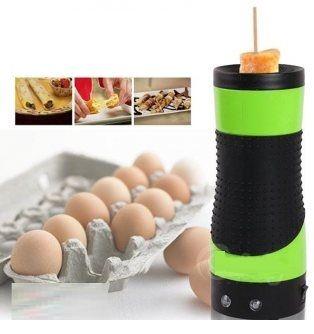 تكفي لعمل بيضتين في وقت واحد مع صناعه البيض الملفوف