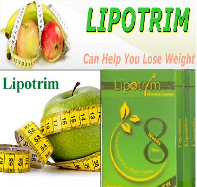 ليبوتريم Lipotrim  الاخضر للتخسيس وانقاص الوزن