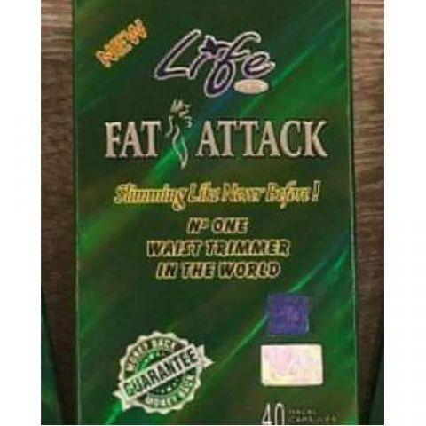 Fat Attack Life كبسولات فات أتاك