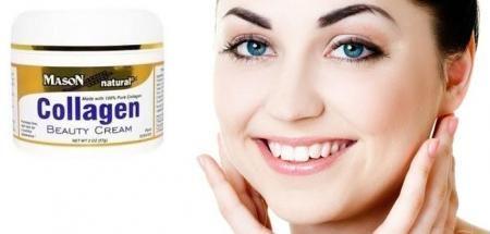 كريم الكولاجين يمنح بشرتك النضاره والجمال
