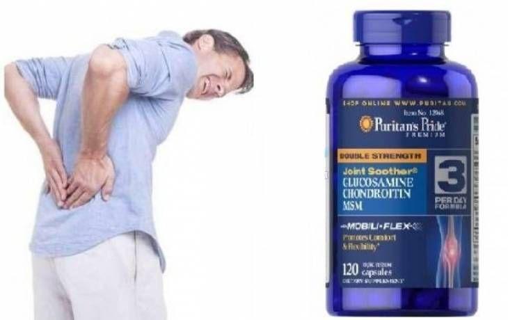 جلوكوزامين – Glucosamine | لعلاج التهابات المفاصل