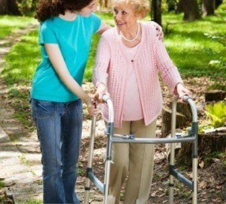 أحصل على مشاية كبار السن التى تساعد على السير بسهوله