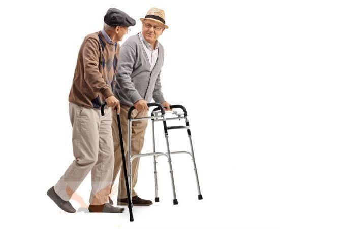 مشاية طبية لكبار السن خفيفة الوزن