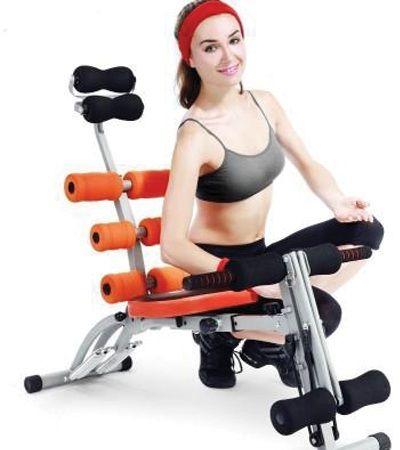 جهاز SIX PACK CARE ليساعدك بممارسة الرياضه