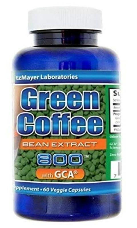 كبسولات القهوه الخضراء لاذابه الترهلات العنيده