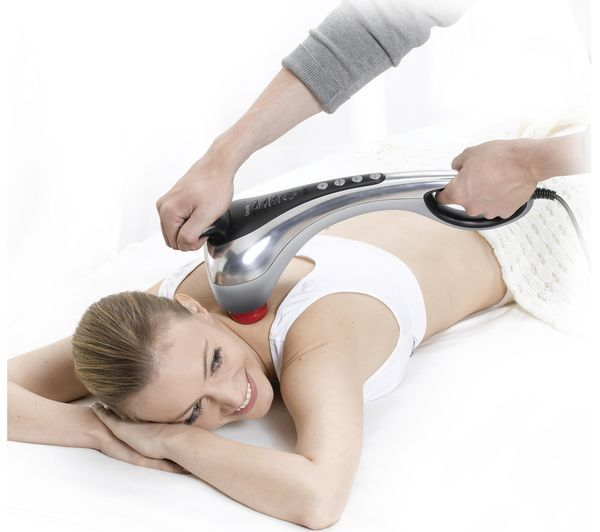 جهاز مساج بودى ماسجر لتخفيف الآلام الناتجة عن تعب العضلات و الم الاعصاب