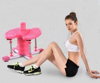 احصل على جسم رشيق مع جهاز توستر الرياضي
