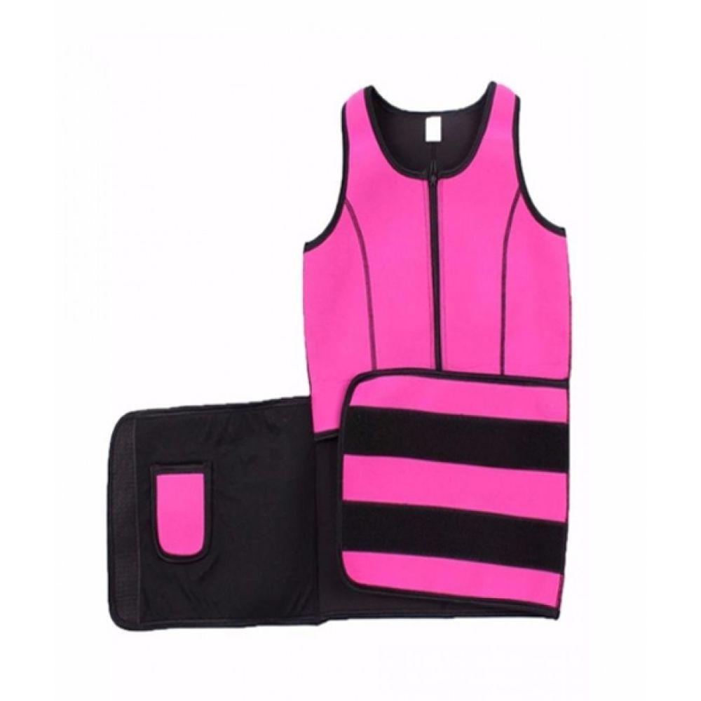 مشد Hot sweat body vest لجسم مثالي 01282064456